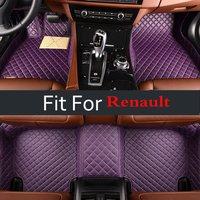 Cars For Renault Scenic Fluence Latitud Koleos Laguna Megane Cc Talisman All Weather Heavy Duty Floor Protection