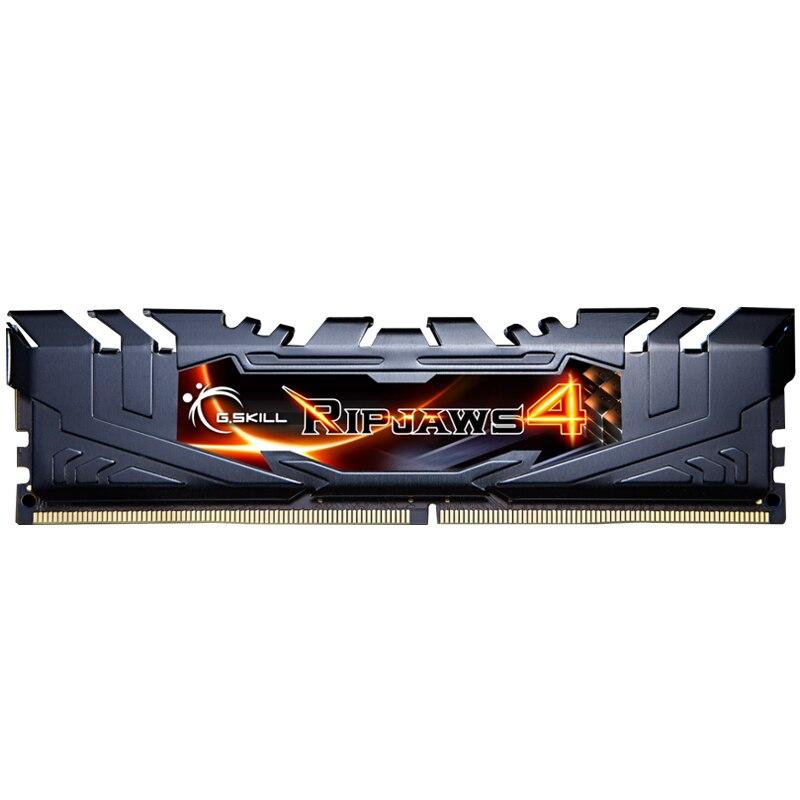 G. Skill Ripjaws 4 Série F4-2400C15S-8GRK DDR4 2400 mhz 8 gb De Bureau Mémoire (Bentley Noir)