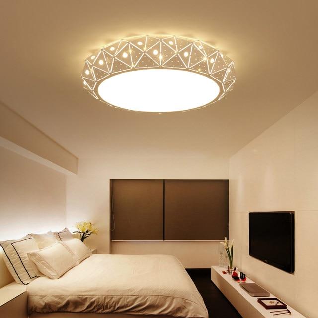 Moderne Led Deckenleuchten Für Home Moderne Lampen Design Für Wohnzimmer  Esszimmer Licht Deckenleuchten De Teco Acryl Deckenleuchte