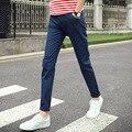 Y2003-YG6123 Baratos por atacado 2016 nova cultivar a moralidade calças pés dos homens lazer jovem homem calças compridas