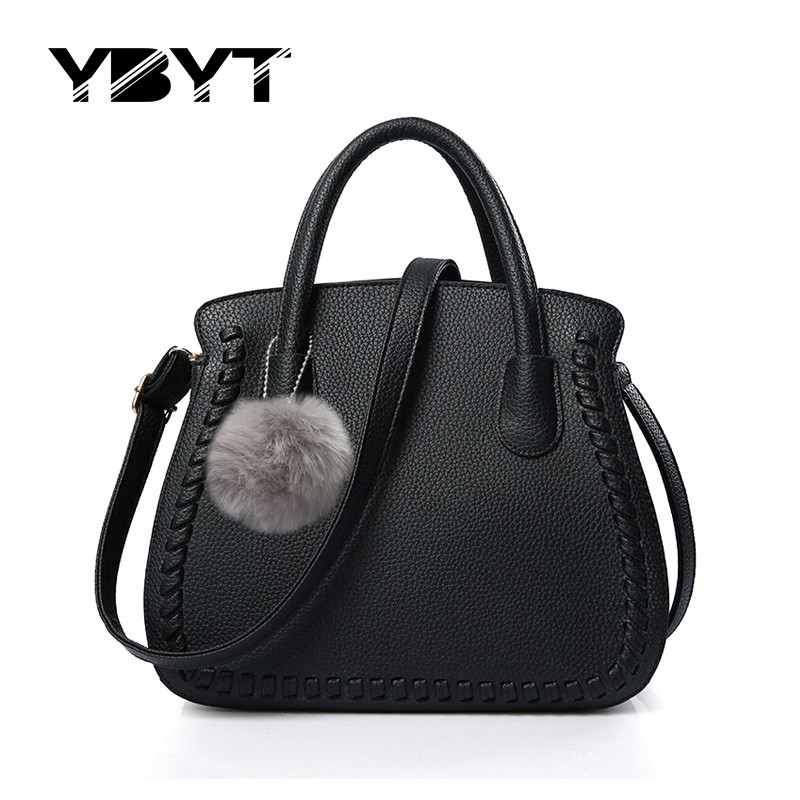 casual brief tote small hair knitting handbags formal women briefcase pack famou
