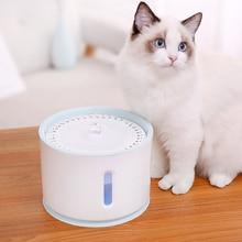 Automatic Pet Feeder Water Dispenser Fuente Agua Gato Comederos Para Gatos