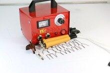 100 W Multifunción máquina + 20 unids Pirograbado pirograbado calabaza Puntas de hierro de Soldadura + Soldador De Madera artesanías de calabaza
