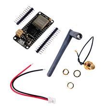 LoRa32u4 II 868mhz 915MHz Lora Module Development Board IOT, Low Consumption Board Based on LiPo Atmega328 SX1276 HPD13 Antenna