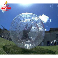 JIA INF walking roller ball inflatable walking ball zorb ball for sale