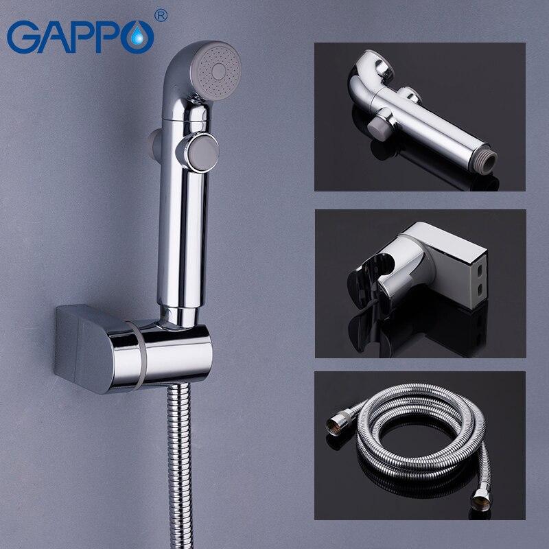 Bathroom Fixtures Home Improvement Gappo Bidets Hygienic Shower Abs Toilet Shower Bidet Washer Mixer Tap Muslim Shower Toilet Sprayer Ducha Higienica