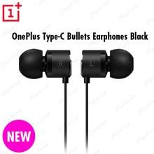 מקורי OnePlus סוג C כדורים אוזניות OnePlus כדורים 2T ב אוזן אוזניות עם מרחוק מיקרופון עבור Oneplus 7 פרו 6T 7T נייד טלפון