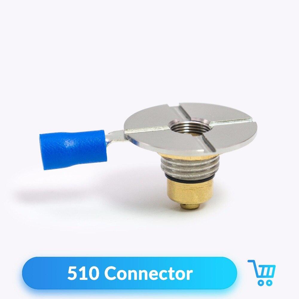 E XY Ecig mod 510 DIY Connector Spring loaded 510 connector