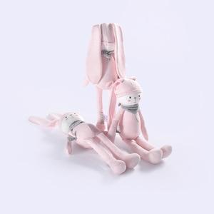 35cm coelho boneca recheado & animais de pelúcia brinquedo animais de pelúcia macio bebê crianças brinquedos para meninas crianças meninos presente de aniversário kawaii brinquedos