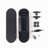 Canadian Maple Fingerboards Professional Wood Finger Skate Finger Boards Nickel Bearing Finger Skateboard Birthday Gift