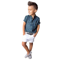 Vivacuten Kids Boys Formal Suits Birthday Wedding Party