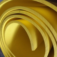 50cm*2m /lot yellow color 5mm / 10mm Eva foam sheets,Craft eva sheets, Easy to cut,Handmade cosplay material(China)