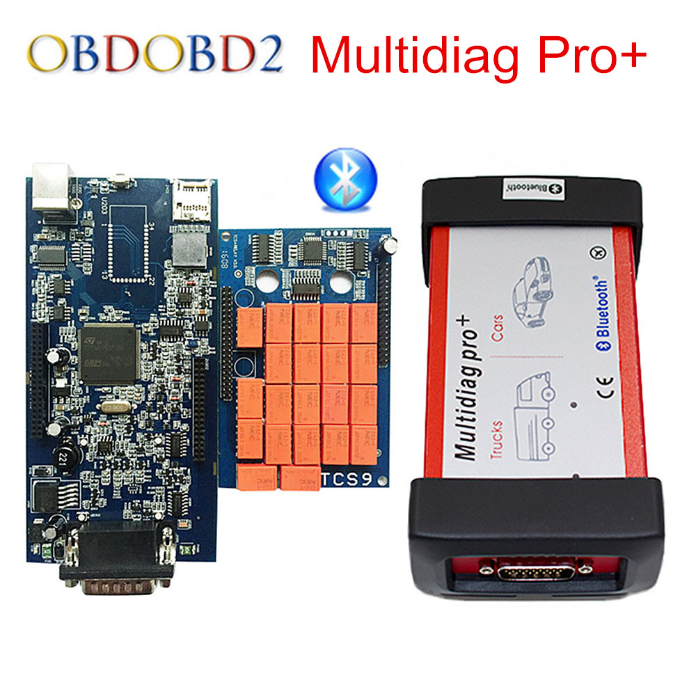 Newest 2016.00 Multidiag Pro+Bluetooth 2014.R2/R3 2015.R1 Free Keygen 2016.R1 For CAR TRUCK TCS CDP Diagnostic Tool Free Ship цена