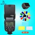 Godox VING V850 Wireless Flash Speedlight Hi-speed SYNC 1/8000s for Canon Nikon
