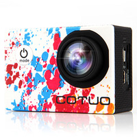 Cotuo cs96 4 К действие Камера PRO Wi Fi Action Cam Full HD подводный Водонепроницаемый Спорт Видео Камера с Новатэк ntk96660 видеокамера