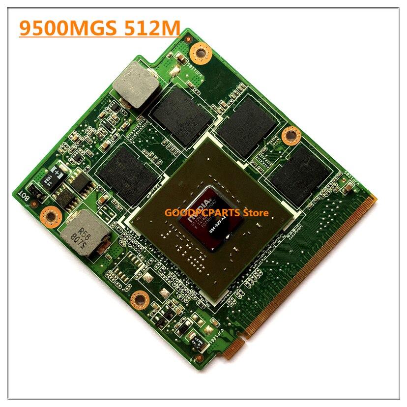 NEDVG2000 F8 NB8P 08G2041NV20I 9500M 512mb GS G84 625 A2 VGA font b Video b font