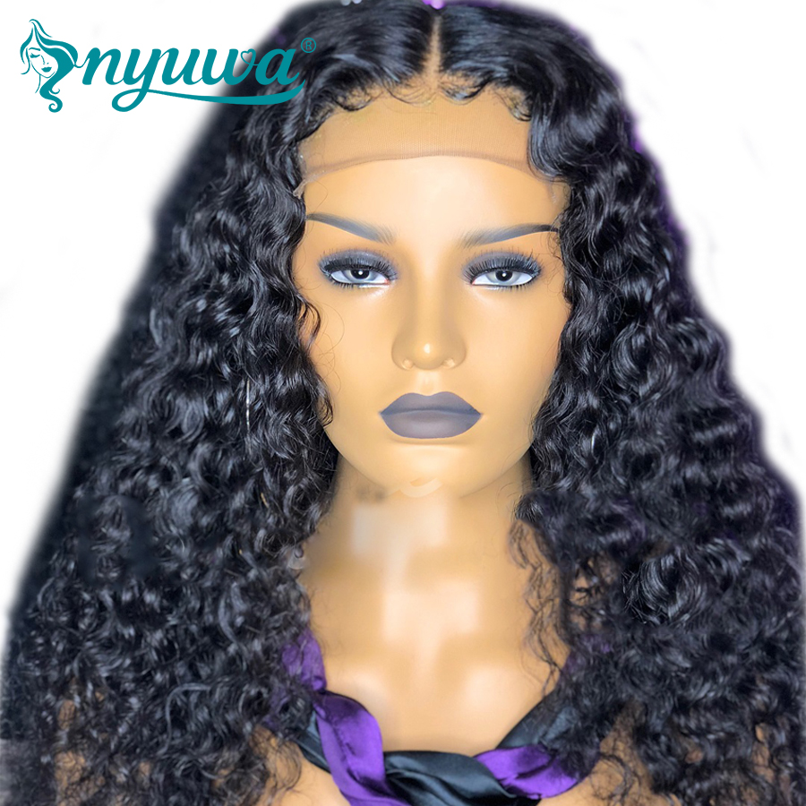 13x6 Lace Front Human Hair Wigs For Woman Bleached Knots Pre Plucked Hairline Brazilian Remy Hair 150% Density With Baby Hair