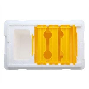 Image 3 - Caja de polinización King Box de colmena de abeja, marcos de espuma, Kit de herramientas de Apicultura
