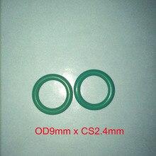 OD9mm*CS2.4mm FKM rubber o rings gasket seal