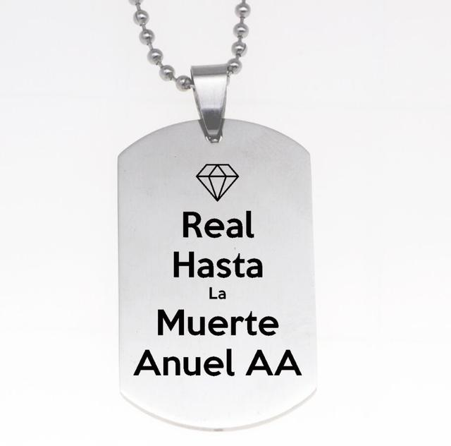 Dog Tags Spanish Real Hasta...
