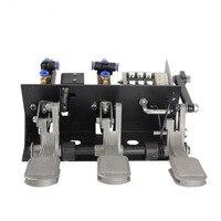 Шиномонтажный аксессуары для шасси Frame педаль Управление клапан шиномонтажный пневматические Ассамблеи переключатель