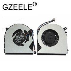 GZEELE nowy wentylator do chłodzenia procesora laptopa dla Toshiba Satellite L950 L950D L955 L955D S950 S950D S955 S955D KSB0705HA ( CF18) V000300010 w Wentylatory i chłodzenie od Komputer i biuro na
