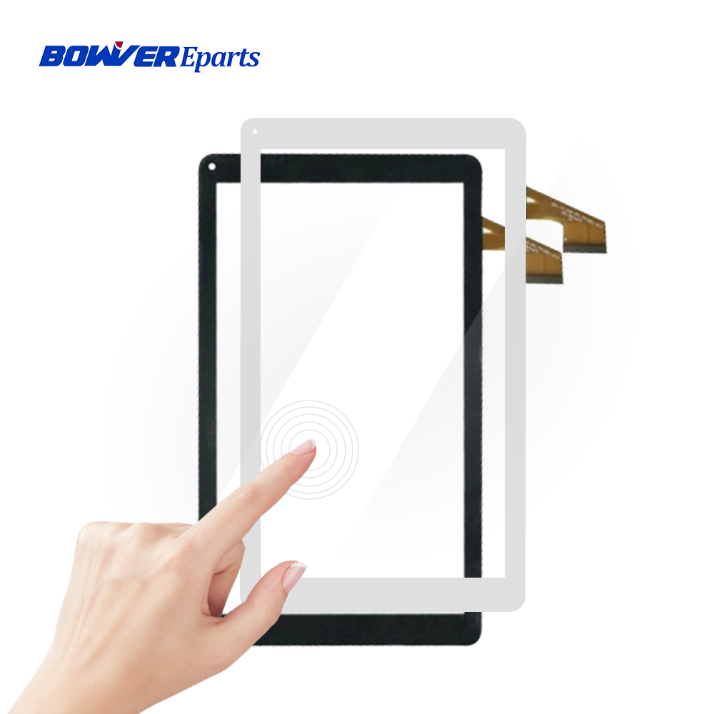 A + 10.1 polegada DH-1012A2-FPC062-V6.0 HXD-1012A1 tela sensível ao toque Para DIGMA OPTIMA 10.7 TT1007AW 10.8 TS1008AW 3G Tablet
