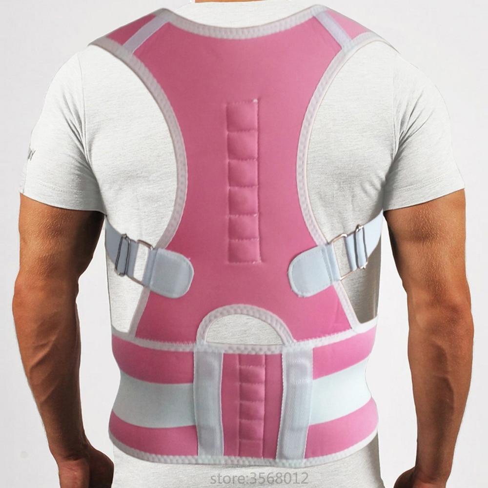 Magnetic Medical Clavicle Shoulder Posture Corrector Adult Children Back Support Belt Corset Orthopedic Brace Shoulder Correct
