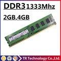 Оригинал 2 ГБ 4 ГБ dimm ddr3 1333 pc3-10600 оперативной памяти настольного Компьютера, оперативной памяти ddr3 4 ГБ 1333 мГц pc3 10600 ddr3 memoria 2 ГБ 1333 мГц