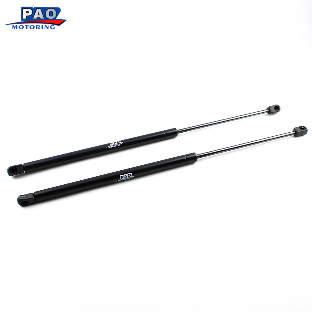2pcs For Fiat Panda(141a_)1000 Tailgate Lift Support Gas Struts OEM 7550172,430719003900 Car Damper Shock Spring Cover Parts