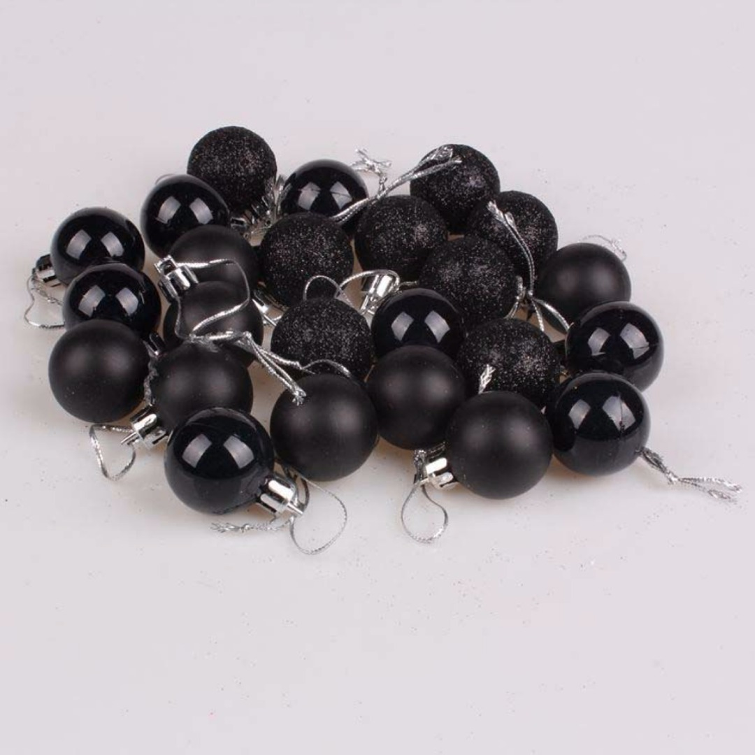 Online Get Cheap Black Christmas Balls -Aliexpress.com | Alibaba Group