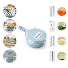 Модный Многофункциональный Шредер для моркови, салатов, овощей, набор инструментов