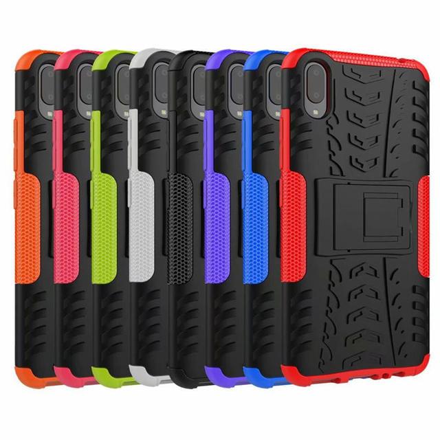 Vivo V11 Case Vivo V11 Pro Case Hybrid Silicone + TPU Back Cover Phone Case Vivo V11 V 11 V11 Pro VivoV11 1804 V11Pro Cover