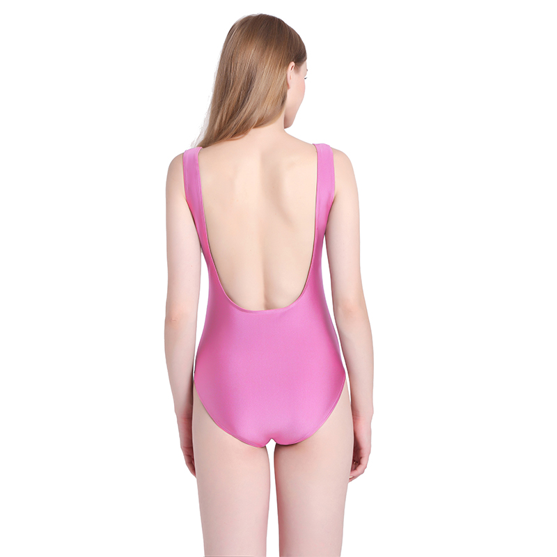PINJIA SURFER GIRL High Cut One Piece Swimsuit Backless Bikinis Black  Bodysuit 2018 Women Push Up Bathing Suit Beach Swimwear-in Body Suits from  Sports ... f5f0f666e