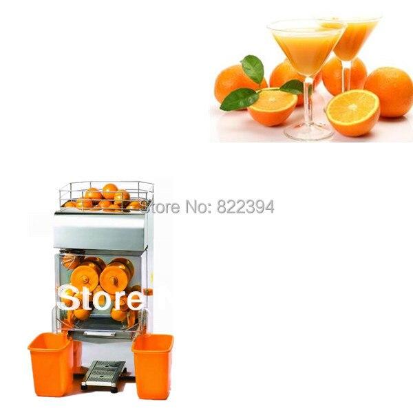 lemon squeezing machine