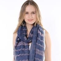 New 2015 spring&autumn design women scarf Lovely pattern Corduroy Patchwork Scarves long soft warm shawl 190*85cm