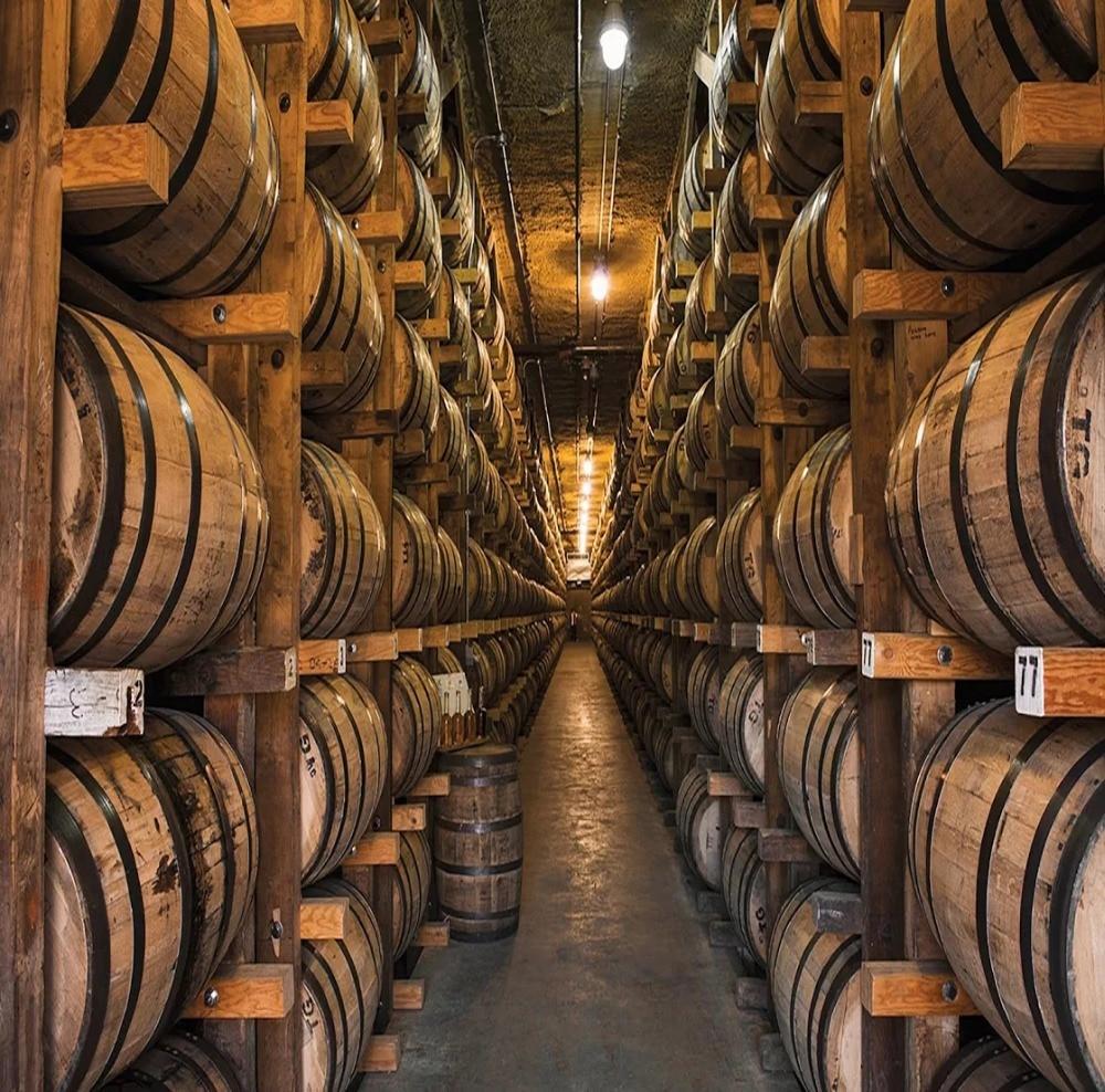 Most beautiful wine cellar you've ever seen? : wine   Barrel Wine Cellar