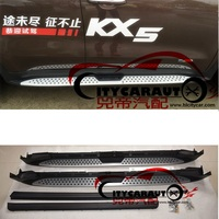 CITYCARAUTO FREE SHIPPING 4*4 CAR ACCESSORIES RUNNING BOARD SIDE STEP FOR SPORTAGE KX5 2016 2017