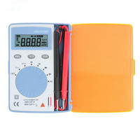 Hot Sale Handheld Digital Multimeter MS8216 Data Hold 4000 Counts Autoranging High Accuracy LCD AC/DC Voltage DMM Diode Meter