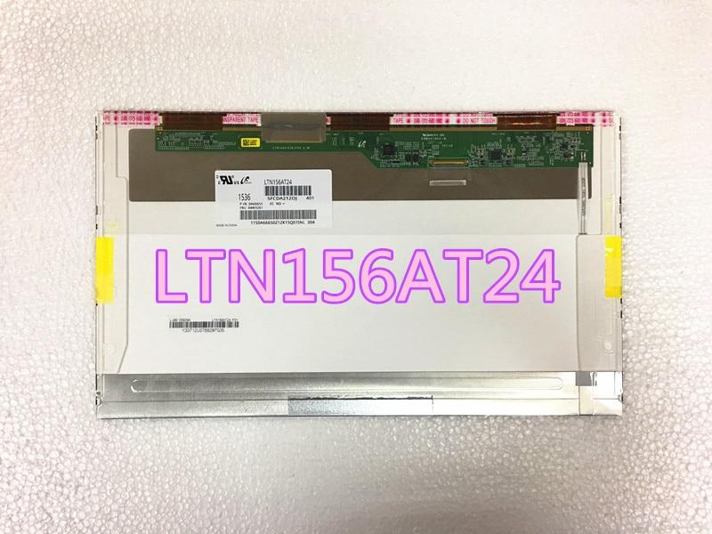 Free shipping 15.6 LED B156XW02 LP156WH2 N156BGE-L21 N156BGE-L0B LP156WH4 LTN156AT02 LTN156AT05 LTN156AT15 LTN156AT24 for lenovo g550 g555 g560 g570 g575 z565 l512 15 6led lp156wh4 lp156wh2 ltn156at02 ltn156at24 ltn156at32 n156b6 l0b n156bge l21