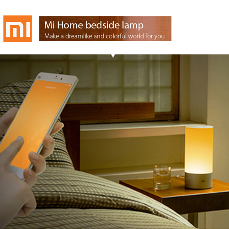 Xiaomi Mijia Yeelight LED Light Smart Indoor Night Light Bedside Lamp Remote Touch Control Smart App control цены онлайн