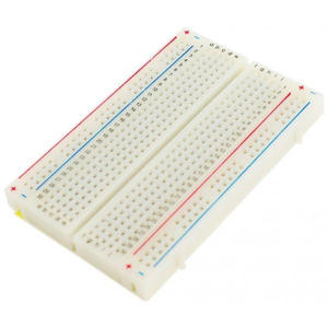 Bread-Board Arduino-Test PCB Mini for 400-Tie Solderless Points Universal