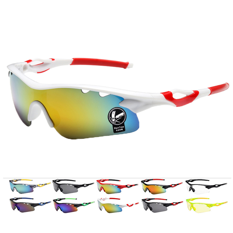 RainTree Cycling eyewear UV400 sunglasses Men Outdoor Sport UV Protection