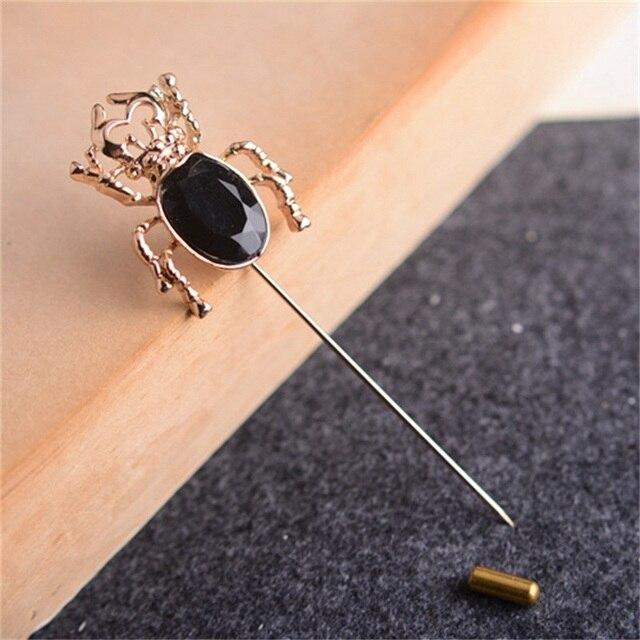 66fc1569d0e Mdiger Retro Brooches Men Brooch Corsage Lapel Collar Pin Men 's Business Suit  Brooch Trendy Lapel Pin Brooch