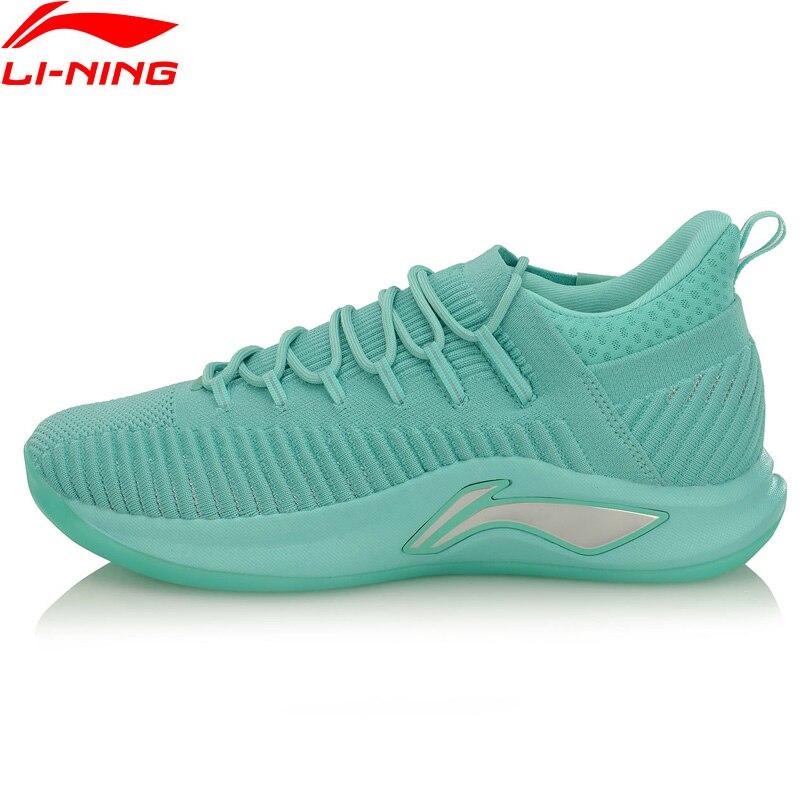 Li-Ning Men SPEED V PLAYOFF Professional Basketball Shoes Frank Mason Cushion LiNing CLOUD Sport Shoes Sneakers ABAP011 XYL223
