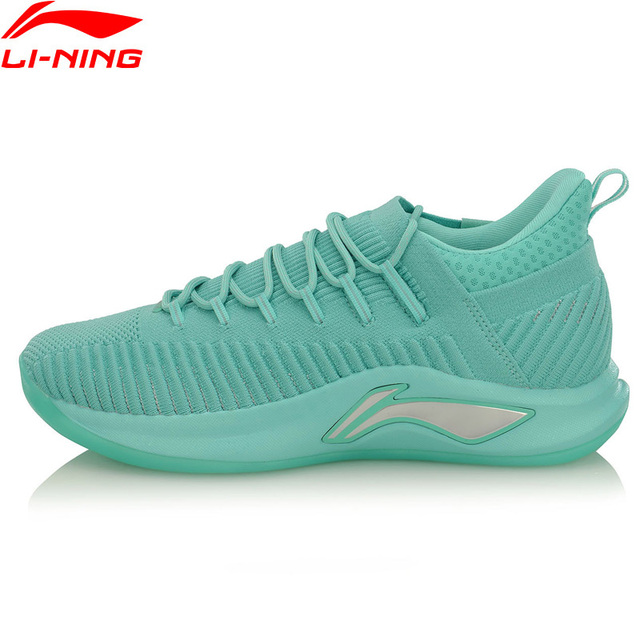Li-Ning Men SPEED V PLAYOFF Professional Basketball Shoes Cushion Mono Yarn LiNing CLOUD Sport Shoes Sneakers ABAP011 XYL223