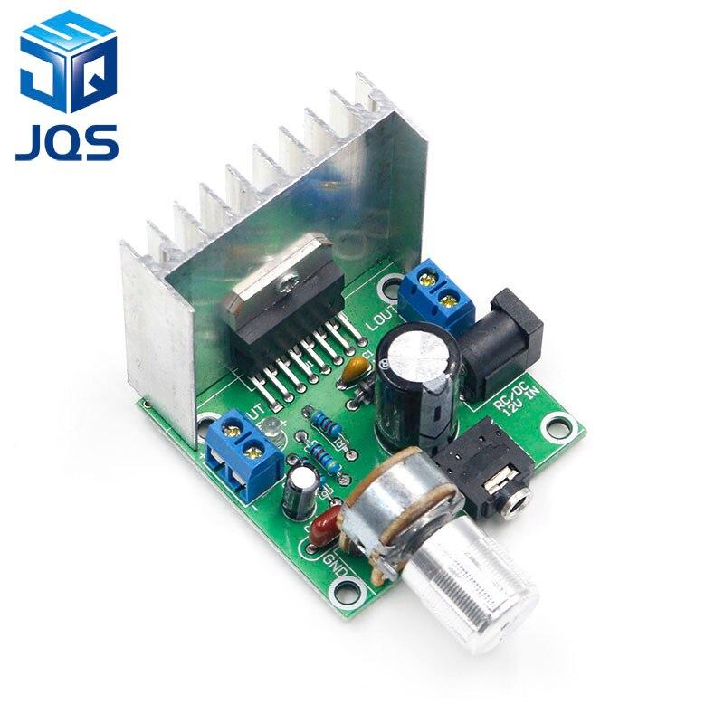TDA7297 Audio Amplifier Board Module Dual-Channel Parts For DIY Kit Dual-Channel 15W+15W Digital Amplifier