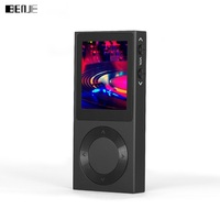Top Brand BENJIE T6 Bluetooth MP3 Player Real Lossless HiFi Music Player 1.8LCD Screen MP3 With Sport Armband Earphone 2017 New