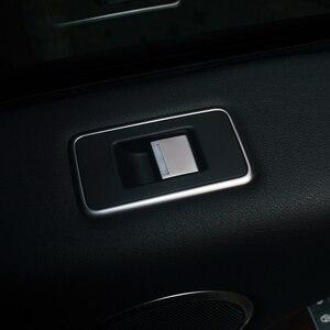 Image 4 - 10 Chiếc Xe Cửa Tay Cửa Sổ Nâng Nút Bọc Viền Cho Land Rover Discovery 5 Cho Range Rover VELAR 17 19 Cho RR Thể Thao 14 17