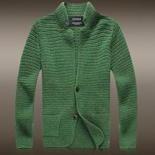 Pullover Men Sale Rushed England Style Wool Acrylic Computer Knitted V-neck Men's 2016 Fall And Winter Thick Sweater Cardigan